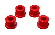 Energy Suspension Rack & Pinion Bushing Set Red For 84-04 Ford/Mercury #4.10103R