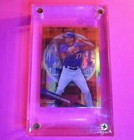 Brandon Nimmo Mets 2015 Bowman's Best ORANGE REFRACTO #d /25 RC Rookie SSP MINT