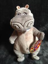 93-Peluche doudou Hippopotame Gloria Madagascar 3 - DREAMWORKS - Neuf