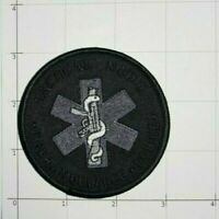 Tactical Medic Fire Ambulance Police Patch EMT EMS Trauma First Aid Combat Field