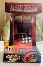 Mortal Kombat Arcade Classics #15 New, Mini Playable Game Cabinet Rare