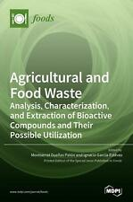 Agricultural and Food Waste (English) Hardcover Book Free Shipping!