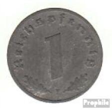 Deutsches Reich Jägernr: 369 1940 J sehr schön Zink 1940 1 Reichspfennig Reichsa