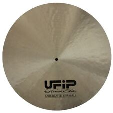 "UFiP Experience Series 20"" Flat Ride Cymbal FREE WORLDWIDE SHIPPING"