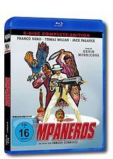 COMPANEROS - Complete Edition TOMAS MILIAN FRANCO NERO JACK PALANCE Blu-Ray DVD