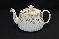 Minton Ancestral Gold S595 Teapot & Lid