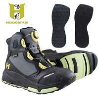 Hodgman® Aesis H-Lock Wading Boots w/BOA Fishing Rubber & Felt Soles Included