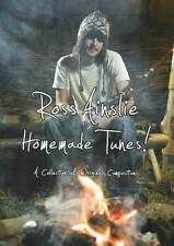 Ross Ainslie HOMEMADE TUNES per Highland Cornamusa LIBRO condotte trad FOLK