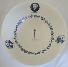 WEDGWOOD FRANKLIN AND MARSHALL COLLEGE LIMITED EDITION BICENTENNIAL BOWL 1987