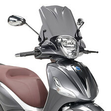 Cupolino fume GIVI 5606S Beverly 125i-300i 10-17 Beverly 350 Sport Touring 12-17