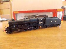 HORNBY R2227 LNER CLASS O6 (STANIER 8F) 2-8-0 LOCO No 7675 in NE Black Livery