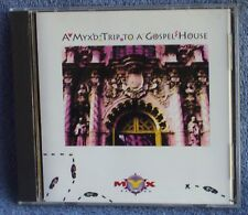 SCOTT BLACKWELL Myx'd Trip To A Gospel House 1992 CD Rare OOP