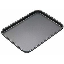 MASTERCLASS Non-Stick Individual/Child Baking Tray. 24cm x 18cm/9.5 x 7 inches