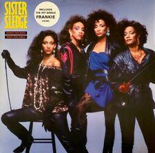 Sister Sledge - When The Boys Meet The Girls (LP) (G-VG/G++)