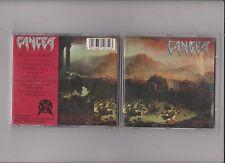 """Cancer """"The Sins of Mankind"""" death/thrash"""