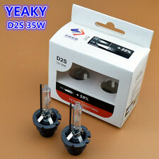 Yeaky 12V AC 35W D2S HID Xenon Head Lamp Single Beam Headlight Replacement Bulbs