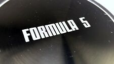 Formula 5 82mm Screw in Metal Front Lens Cap sturdy vintage