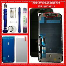 Display für iPhone 11 RETINA HD OLED Bildschirm LCD Haptic Touch Screen Schwarz