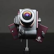 4 Camera Sony A7S MKII - 360° VR Rig