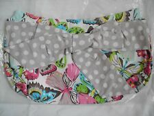 Thirty-one FITTED ELITE PURSE SKIRT in FLUTTER/Butterflies ~New in Package