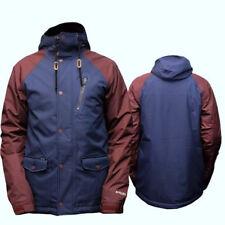 HOLDEN Men's VARSITY Snow Jacket - Peacoat/Port Royale - Large - NWT