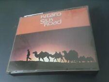 Kitaro Silk Road Vol.1 & Vol. 2 Kuckuck 12051-2 CD Boc