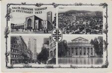 Ansichtskarte Stuttgart  Deutsches Turnfest 1933