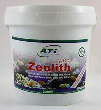 ATI Zeolith plus 2000ml reduziert Ammonium, Nitrit und Nitrat 6,45€/L