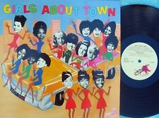 Girls about town ORIG UK LP NM '85 Impact Girl group Soul Dorothy Berry Toys