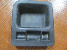 2001-02-03-04 Jeep Wrangler TJ  Console Front Coin Holder