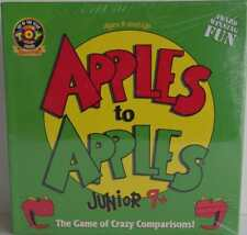 Apples To Apples Junior ~ The Crazy Game of Comparisons ~ New