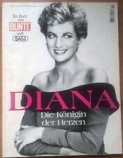 Lady Diana Di - Königin der Herzen, das BUNTE Buch 1997 viele Bilder & Stories