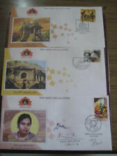 India MAHAPEX 2016 Collection of 5 Beautiful Cancelled Special Covers