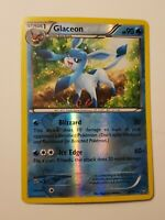 Pokemon Card Glaceon Furious Fists 19/111 Near Mint Reverse Holo Rare