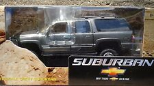 ERTL Chevy Suburban Off Road Outdoor Sportsman 1:18 Scale Diecast SUV 2002 Model