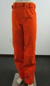 NWT Mens North Face Summit Spectre Hybrid Softshell Waterproof Ski Pants Orange