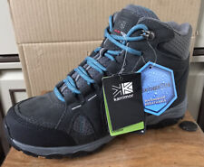 KARRIMOR 'Mount Mid 3' Waterproof Walking Boots - Size 4 (37)