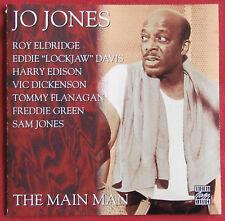 JOE JONES  CD THE MAIN MAN