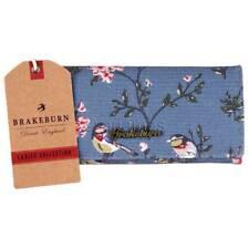 Brakeburn Fold Over Ladies Purse : Cherry Blossom Print : Coated Cotton Canvas