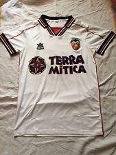 Camiseta Futbol Retro Mendieta 1998-1999  volea barça/final de la copa del rey