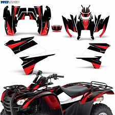 Graphic Kit Honda Rancher 420 ATV Quad Decals Sticker Wrap Parts 2007-2013 MON