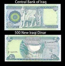 1000 IRAQI DINAR (2 X 500 Dinar Notes) Uncirculated IQD - Only 29 Sets Left