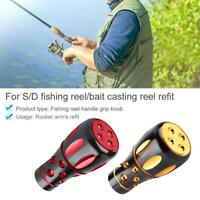 Fishing Reel Fishing Wheel Bait Casting Reel Handle Grip Knob Replacement Tools