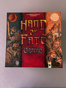 HAND OF FATE ORDEALS AND ROYALTY EXPANSION