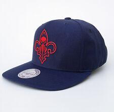 Mitchell & Ness Snapback Basecap New Orleans Pelicans NBA  navy