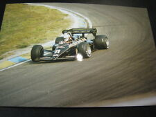 Photo John Player Special Lotus Renault 95T 1984 #11 Elio de Angelis Zandvoort