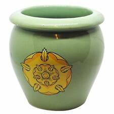 Game of Thrones House Tyrell Ceramic Planter | Golden Blossom on Green Field