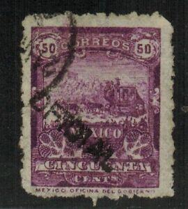 Mexico #O38 1897 Used