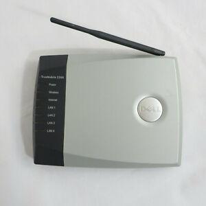 Dell TrueMobile 2300 Wireless Router 802.11g