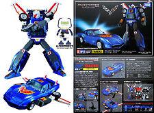 Transformers Takara MP 25 pistas de obra maestra con Mini Raul Y Blaster sin usar y en caja sellada